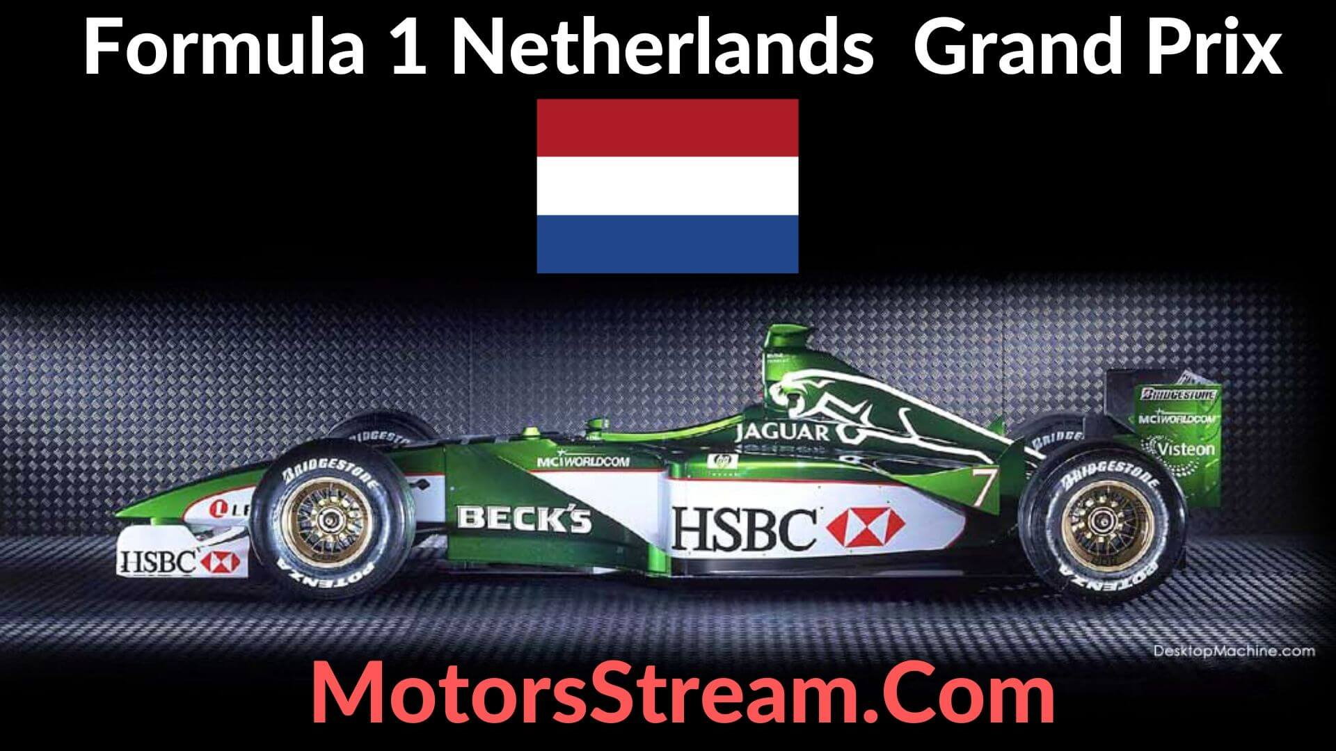 F1 Netherlands GP Live Stream 2021 | Race Replay