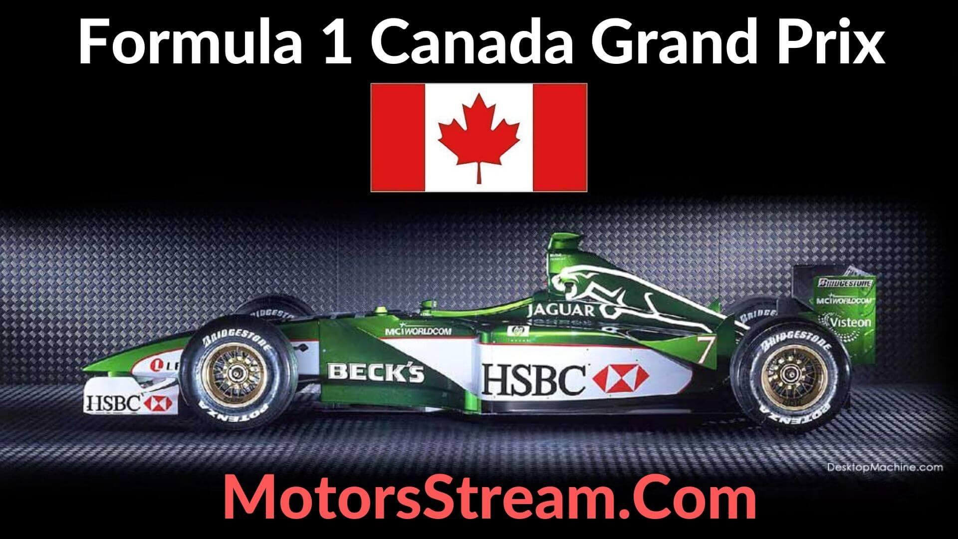 F1 Canada GP Live Stream 2021 | Race Replay