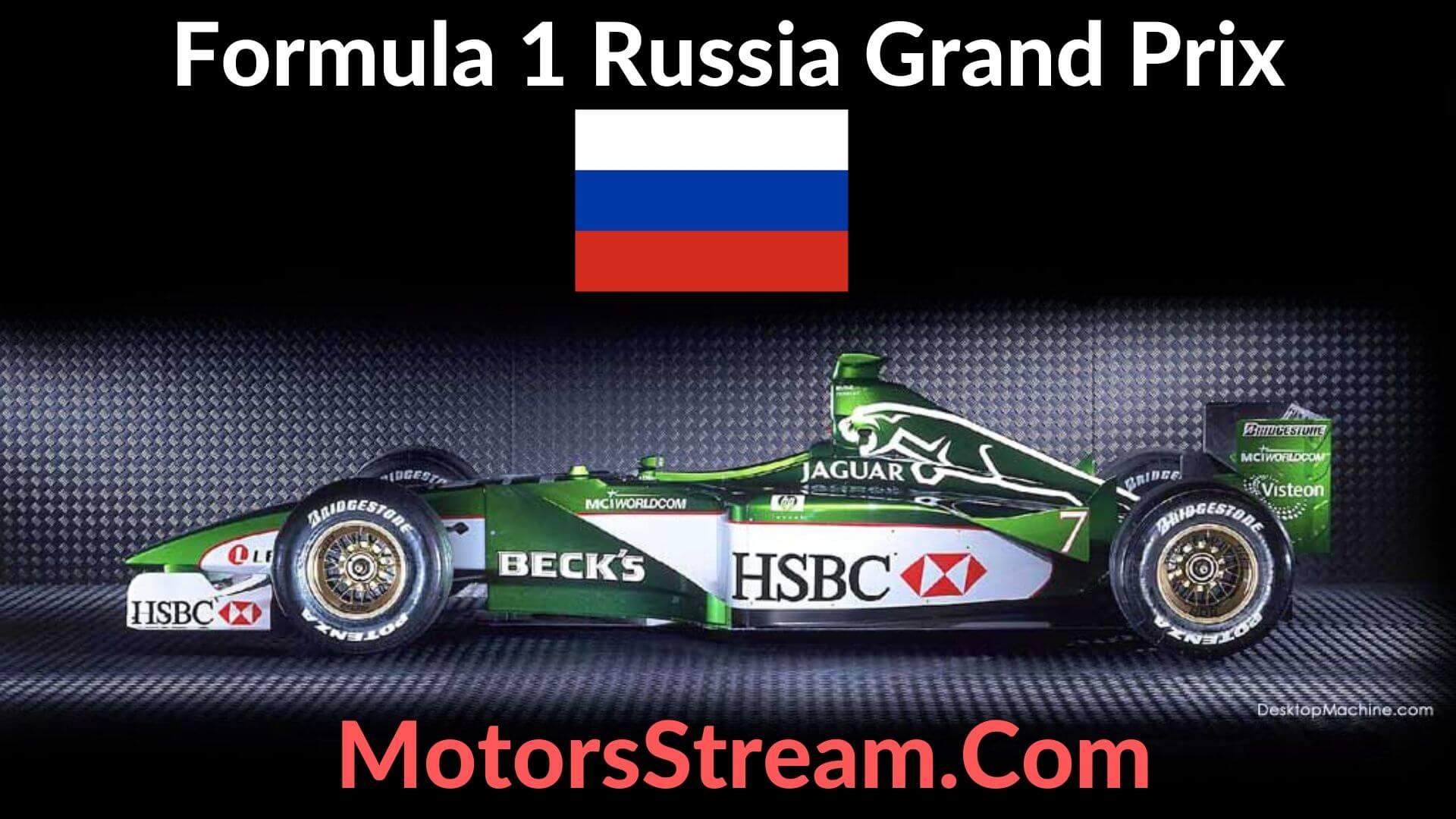 F1 Russian GP Live Stream 2021 | Race Replay