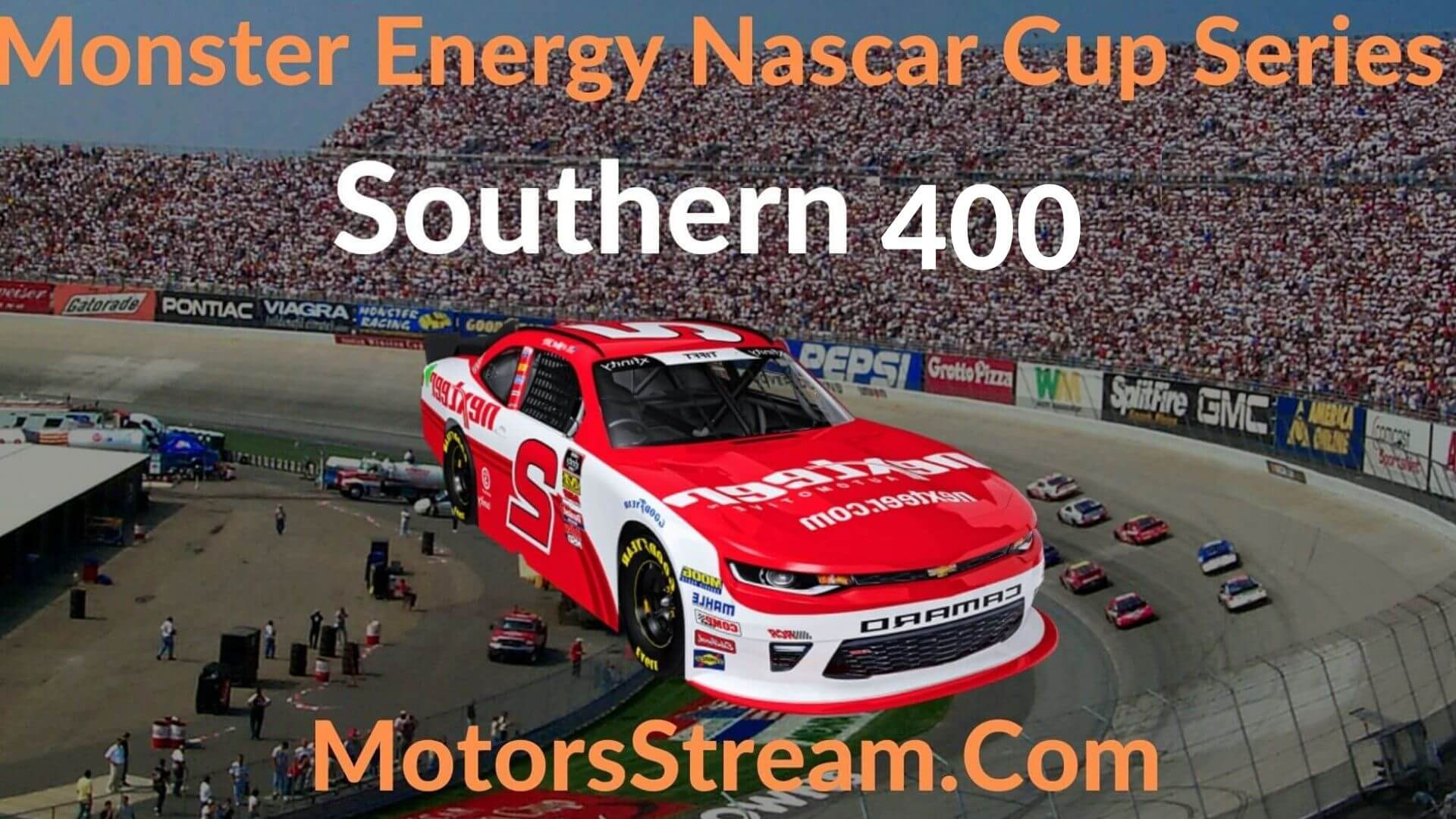 South Point 400 Live Stream | NASCAR CUP 2020
