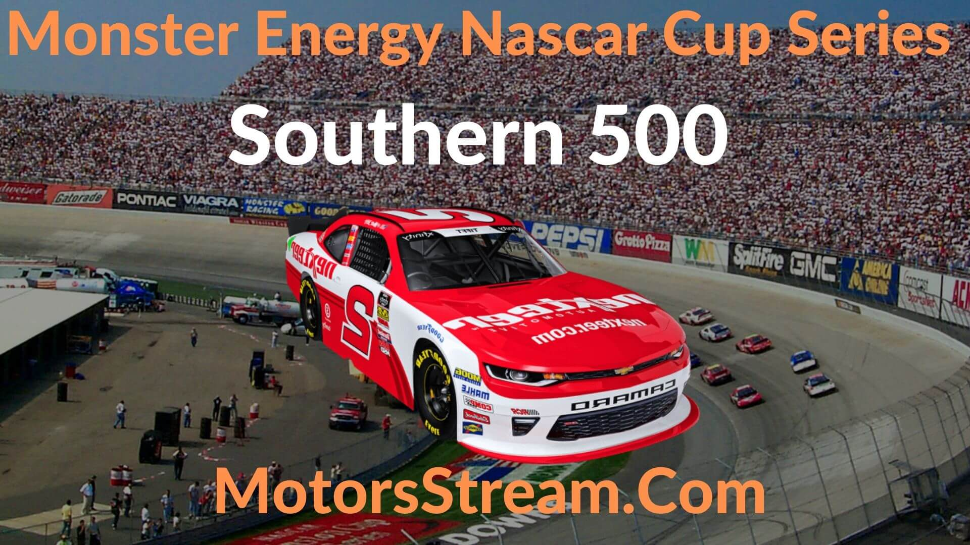 Southern 500 Live Stream   NASCAR CUP 2020