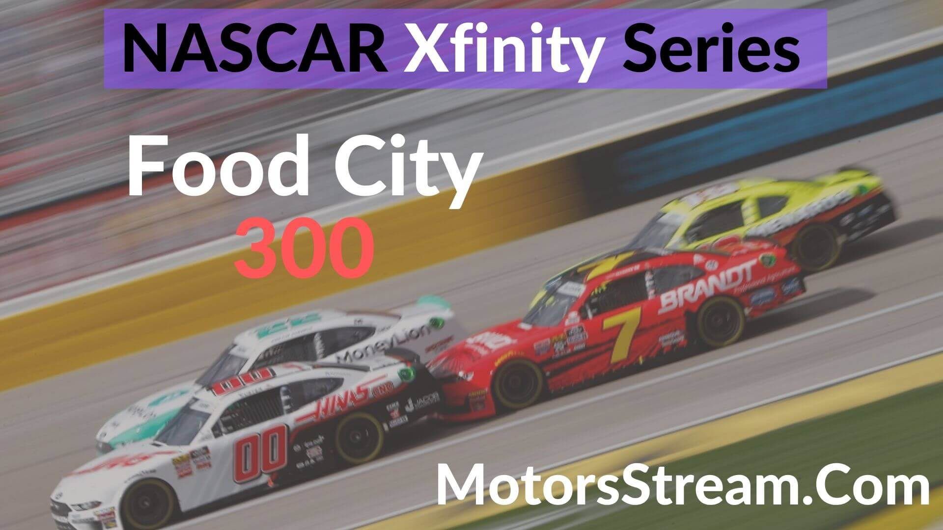 Food City 300 Live Stream | Xfinity Series 2020