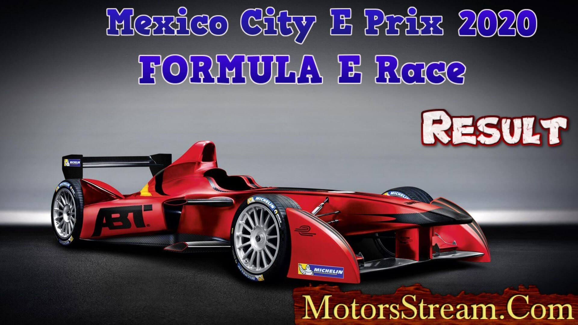 Mexico City E Prix Highlights 2020