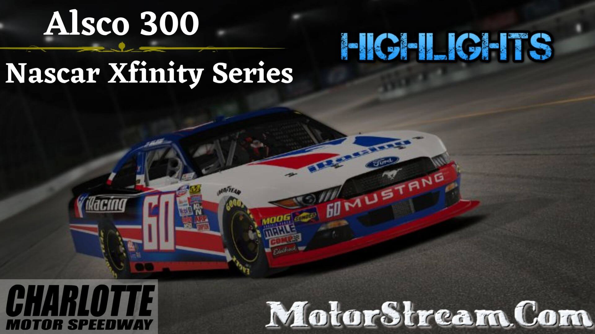 Alsco 300 Highlights 2020 Xfinity Series