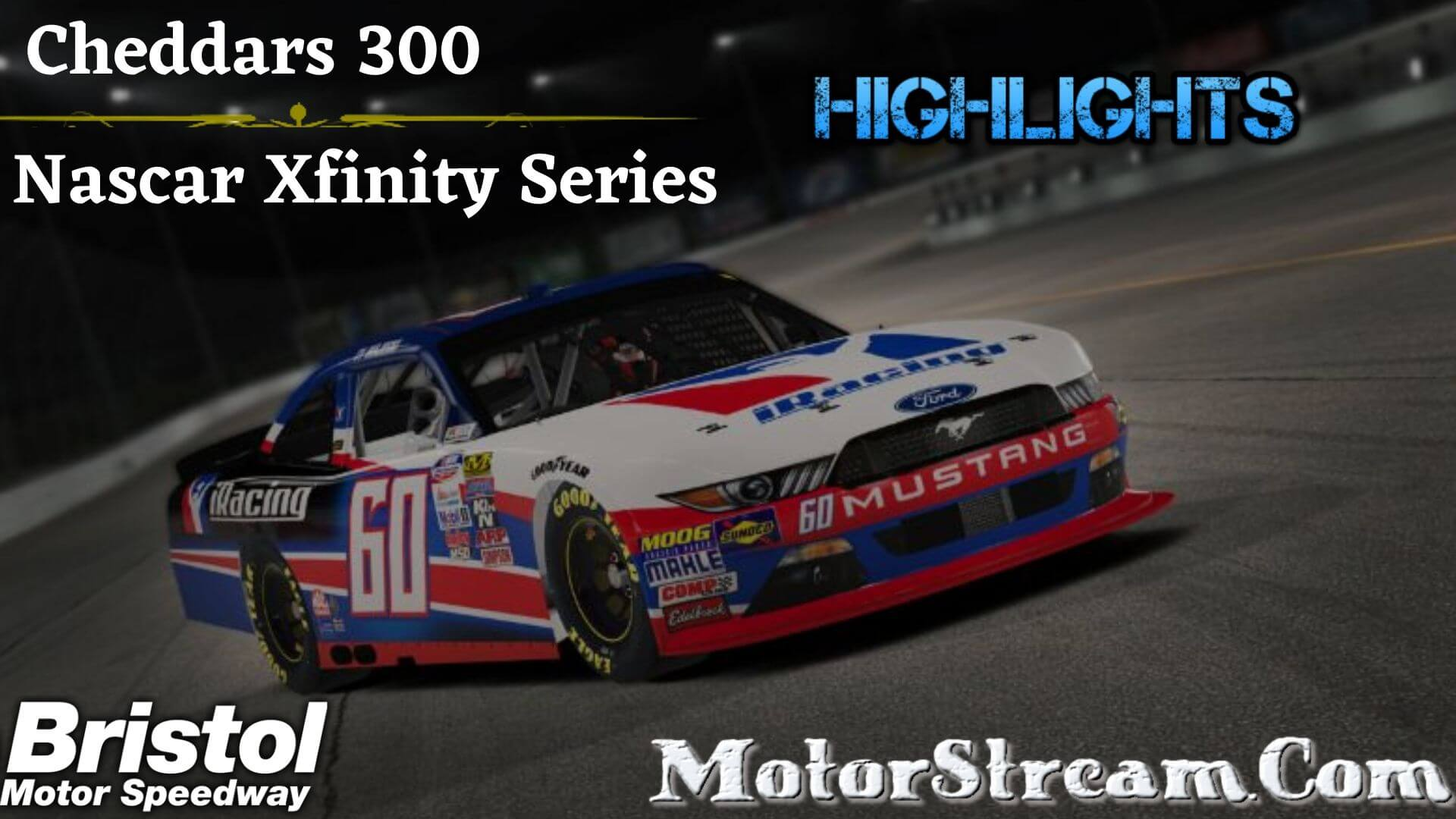 Cheddars 300 Highlights 2020 Xfinity Series