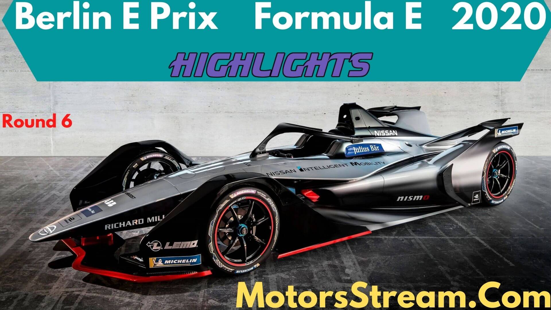 Berlin E Prix Round 6 Highlights 2020 Formula E