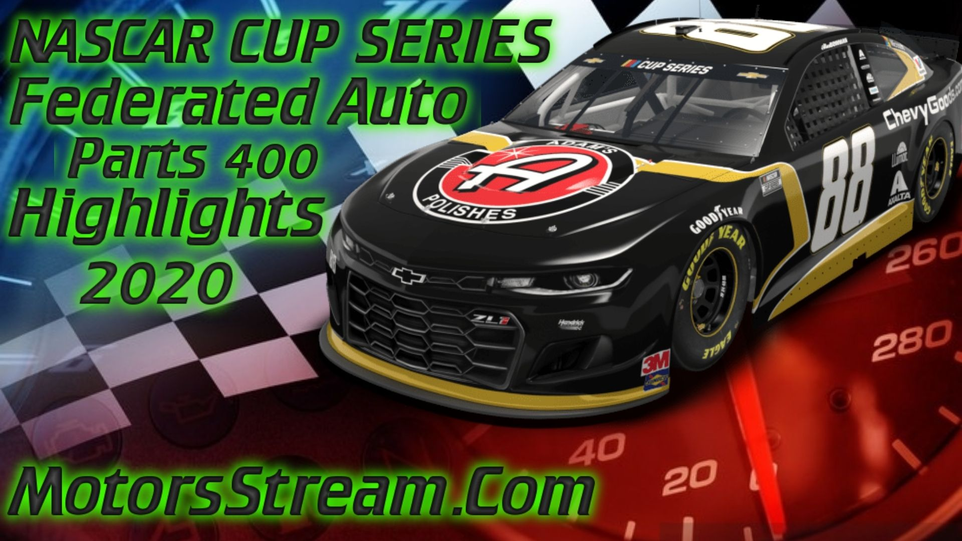 Federated Auto Parts 400 Highlights 2020 NASCARCup Series