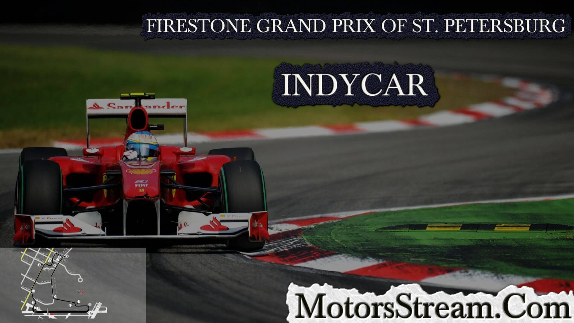 Firestone Grand Prix Of ST. Petersburg Live Stream 2020