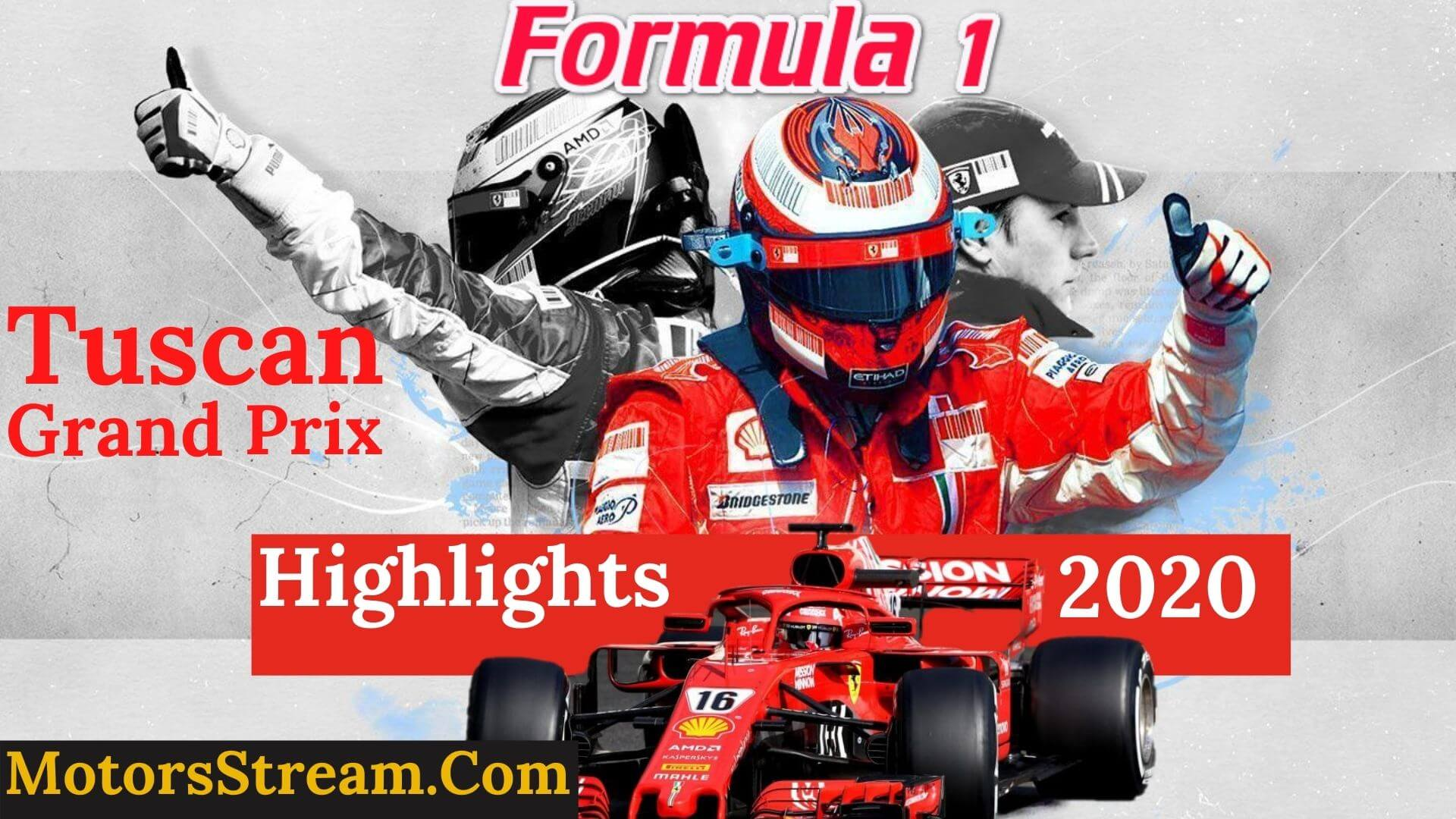 Tuscan Grand Prix Final Race Highlights 2020 Formula 1