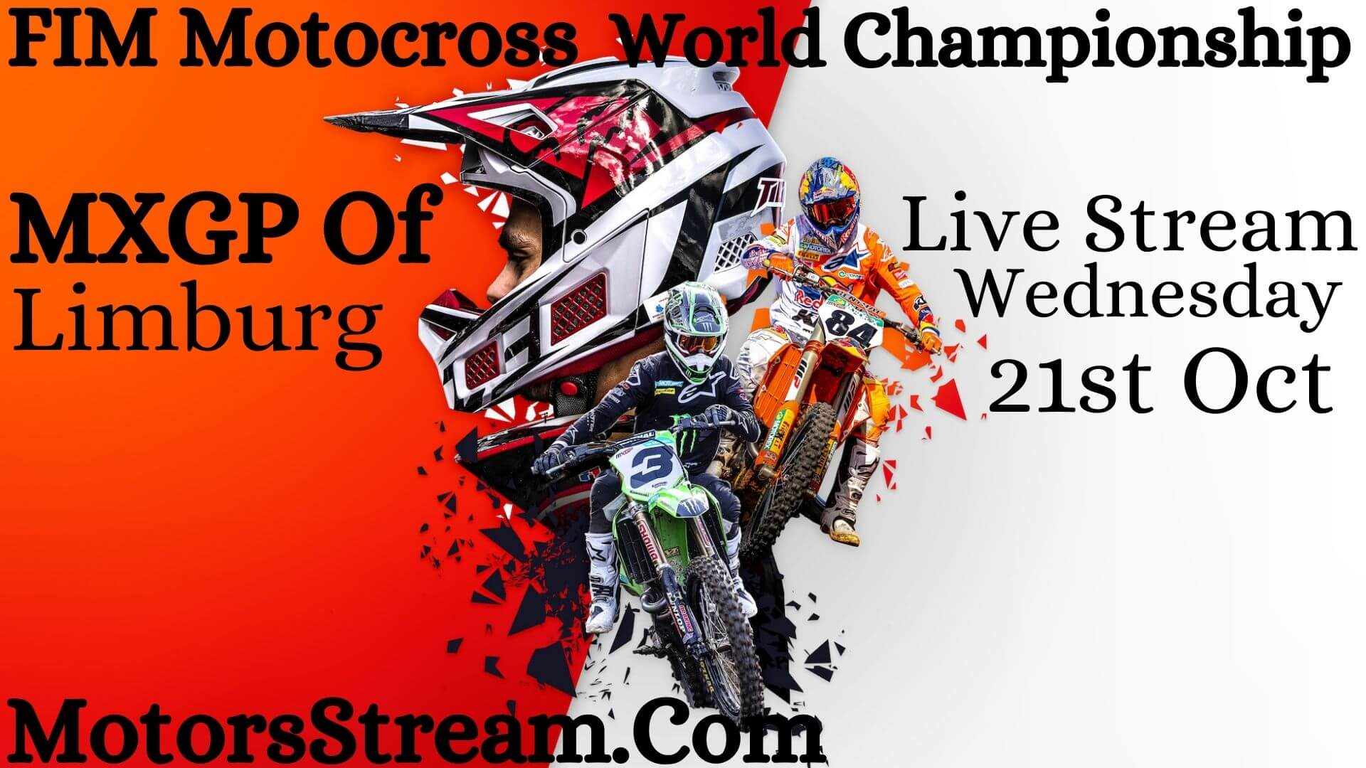 Watch Limburg MXGP Live