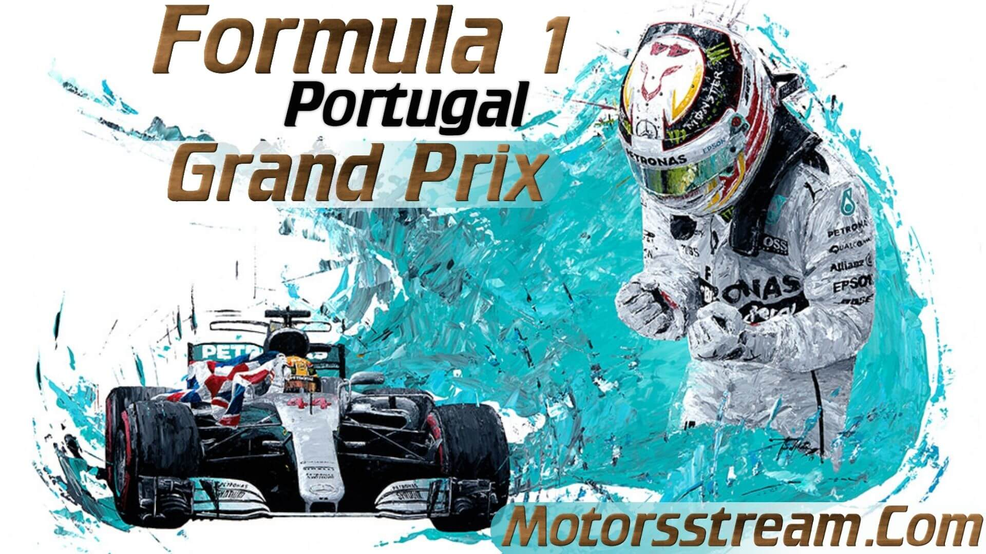 F1 Portugal GP Race Live Streaming