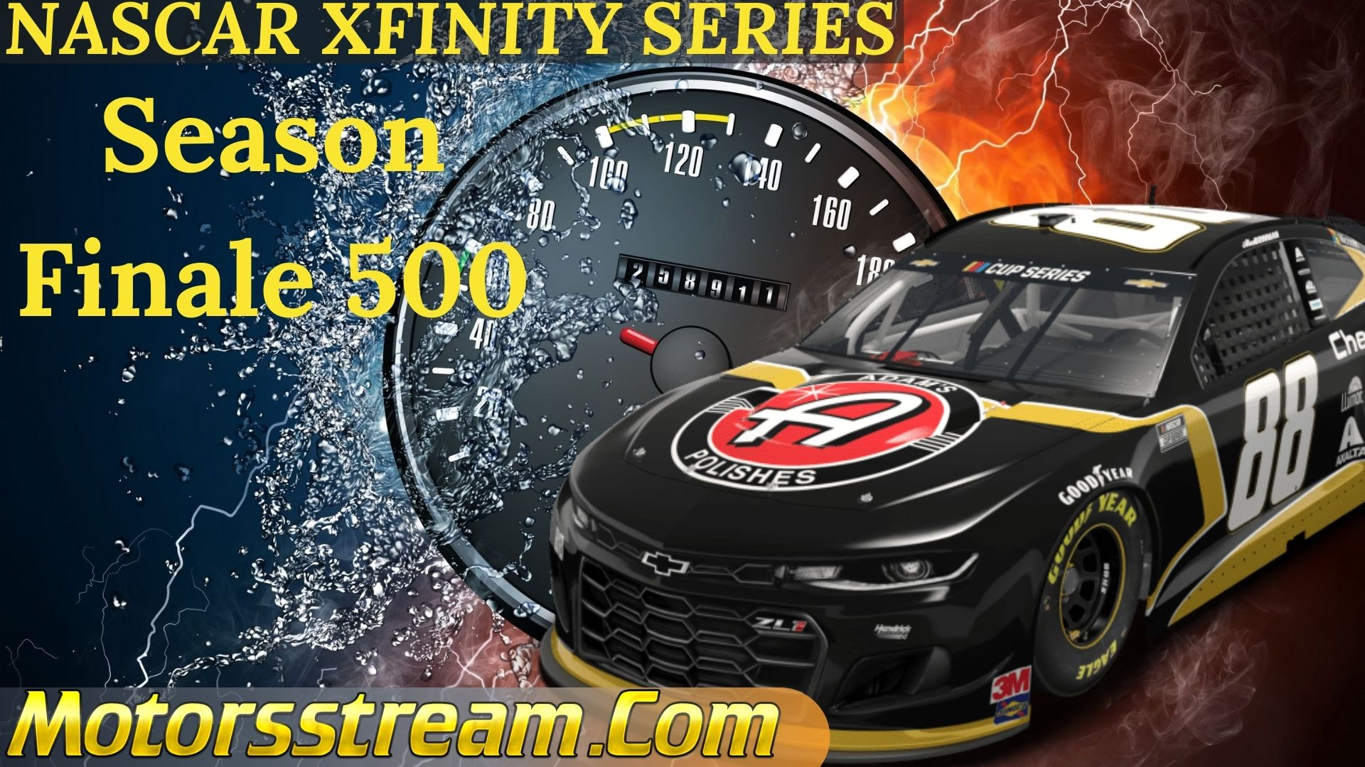 NASCAR Cup Series Finale 500 Live Stream
