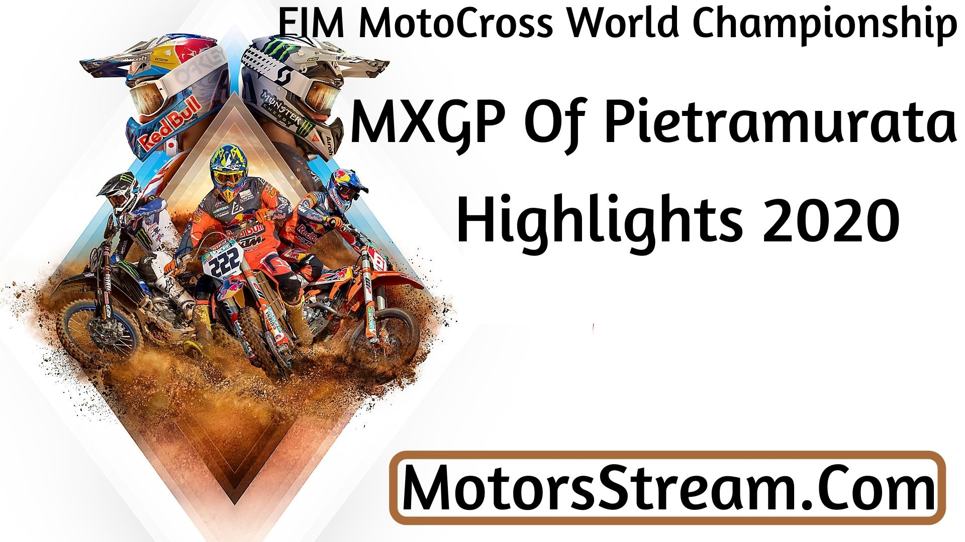 MXGP Of Pietramurata Highlights 2020
