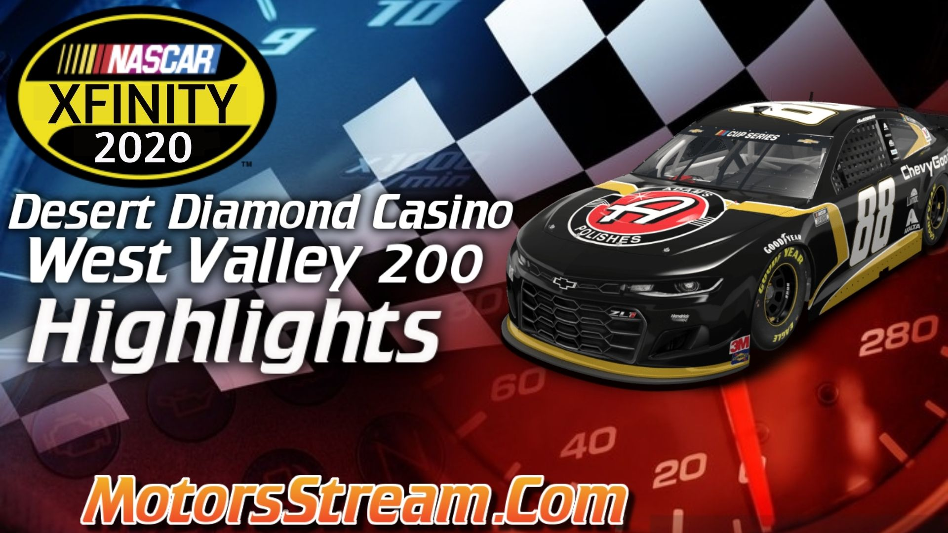 Desert Diamond Casino West Valley 200 Highlights 2020 NXS