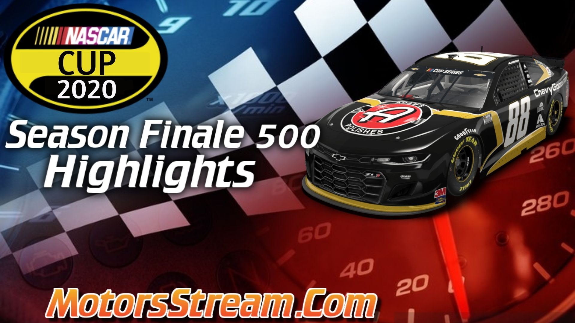 Season Finale 500 Highlights 2020 NASCAR Cup Series