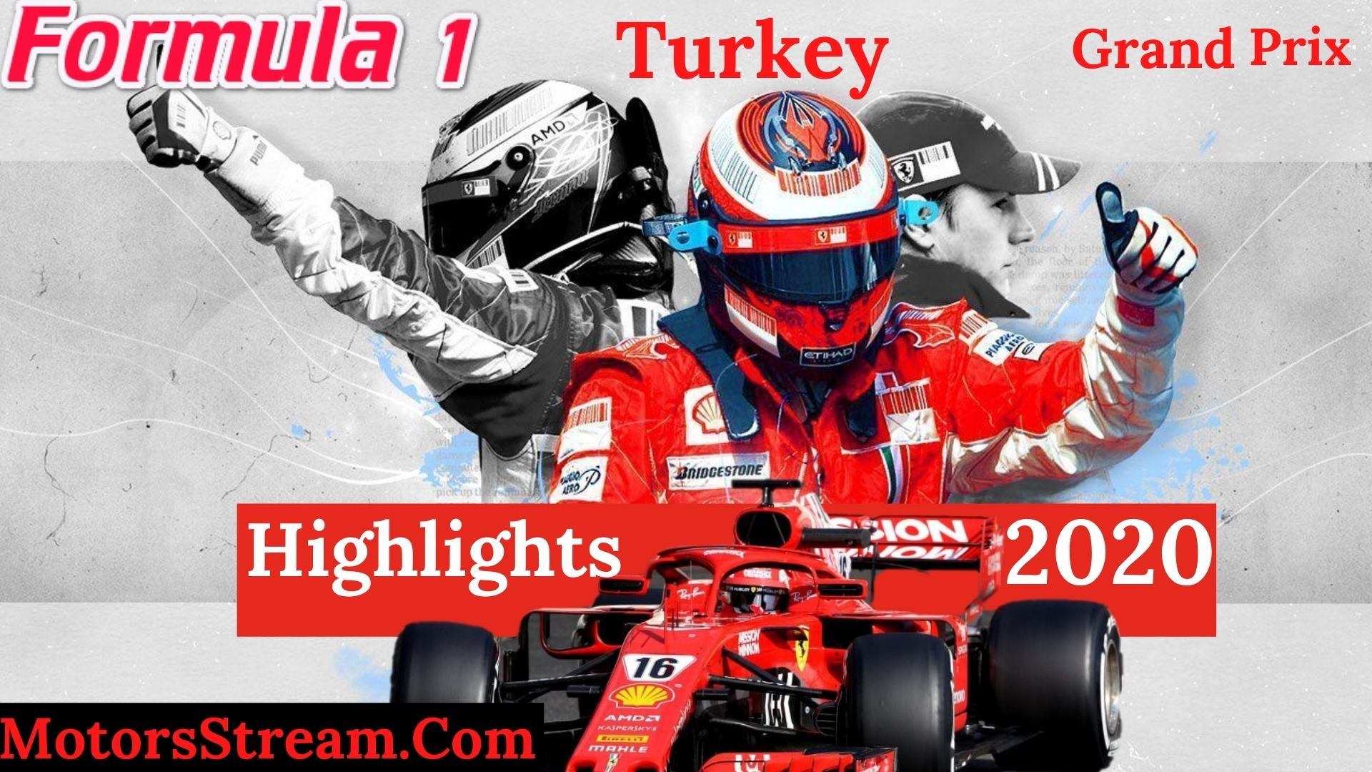 Turkey Grand Prix Final Race Highlights 2020 Formula 1