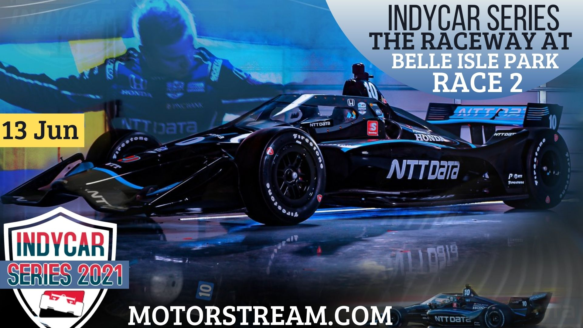 The Raceway At Belle Isle Park Race 2 Grand Prix Live Stream 2021