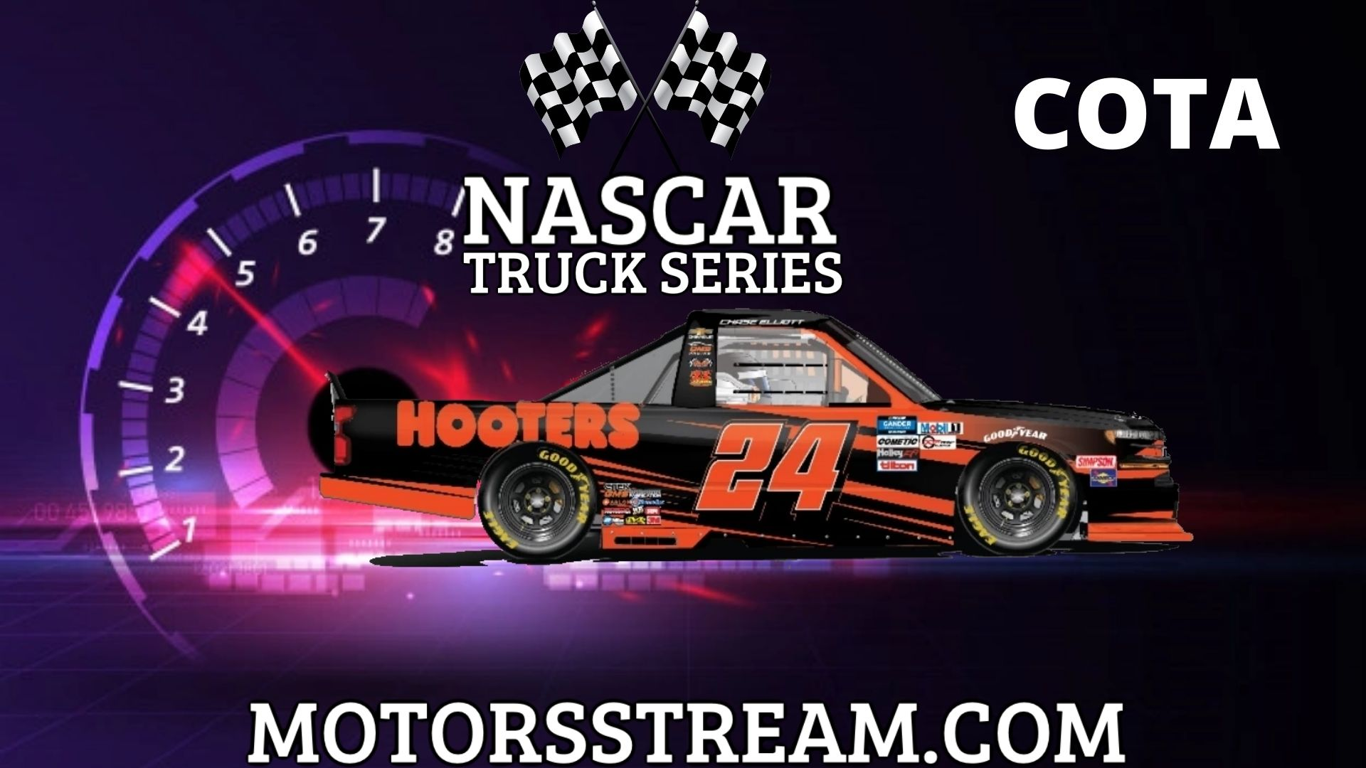 NASCAR Truck Series Race At COTA Live Stream | The Americas 2021