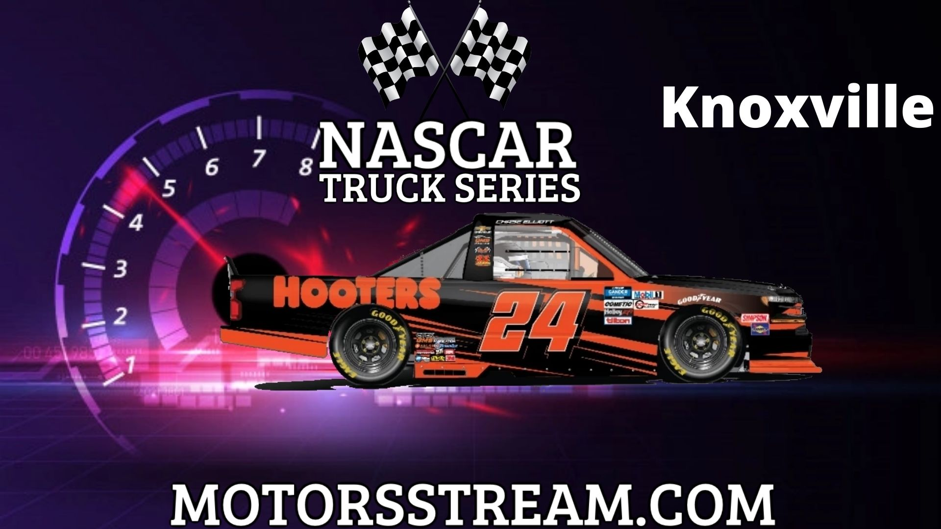 NASCAR Truck Series Race At Knoxville Live Stream   Knoxville 2021