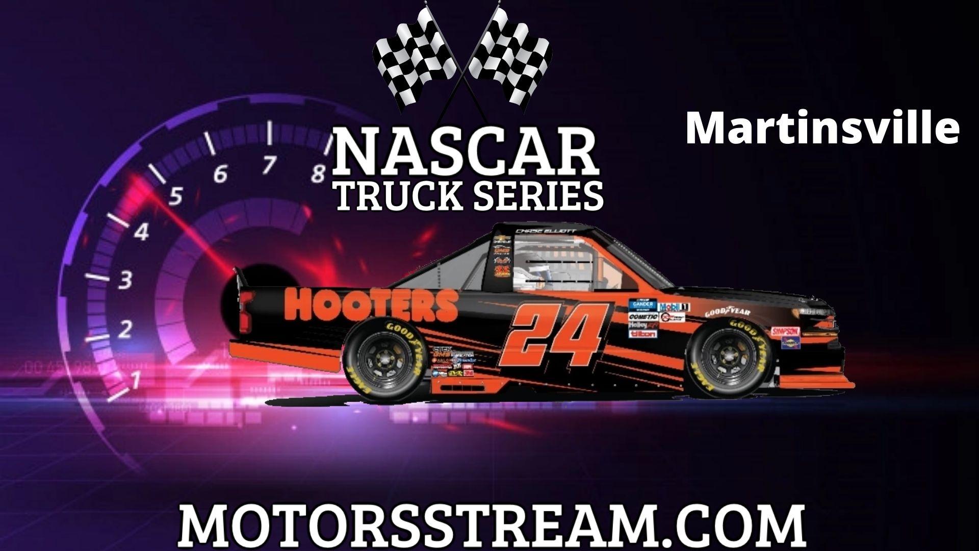 NASCAR Truck Series Race At Martinsville Live Stream | Martinsville 2021