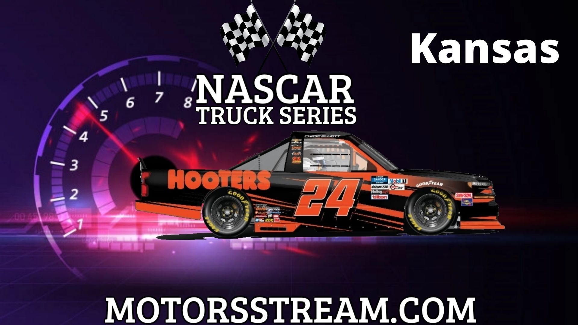 NASCAR Truck Series Race At Kansas Live Stream | Kansas 2021