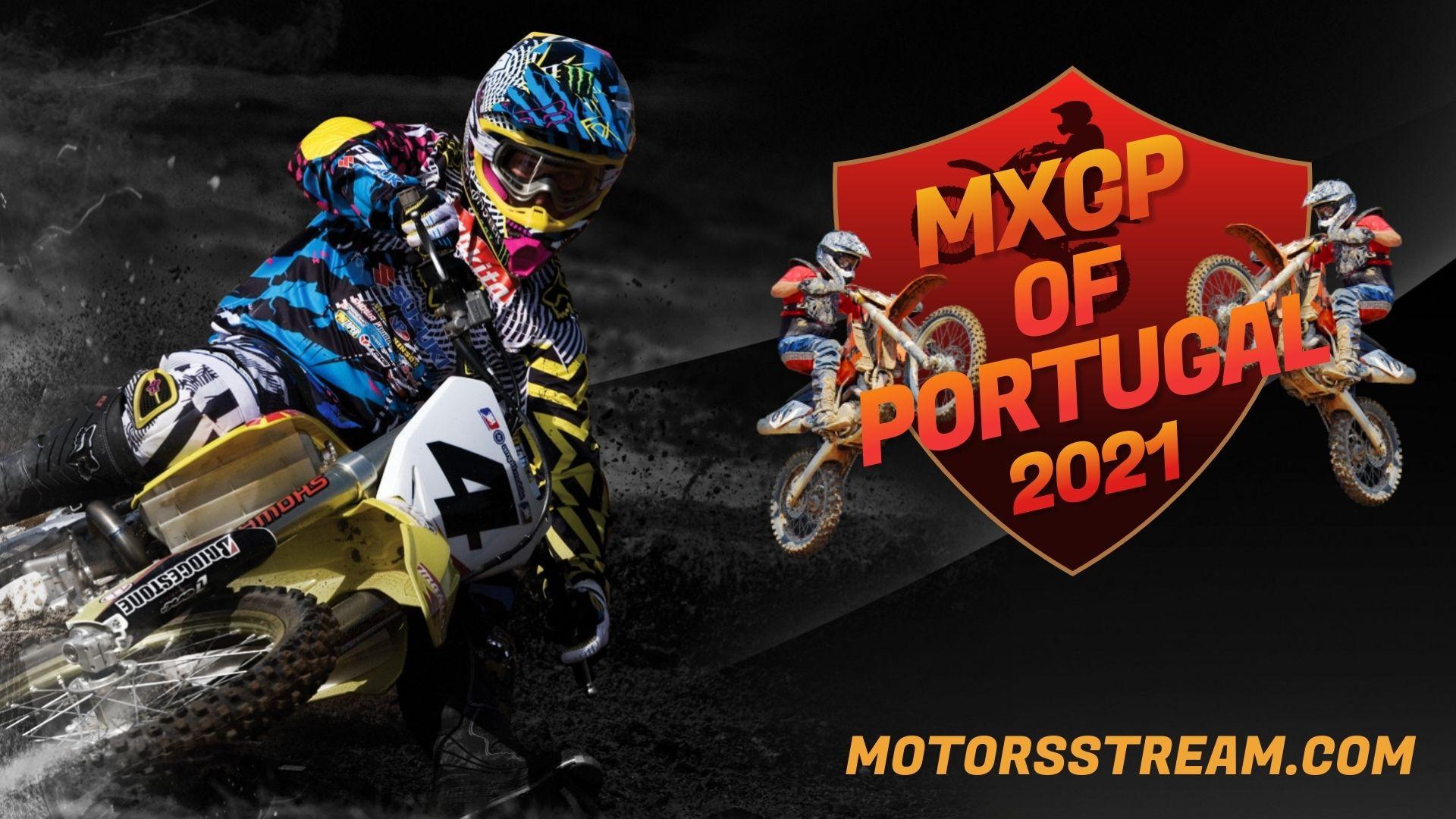 FIM Motocross WC Portugal Live Stream 2021 | MXGP