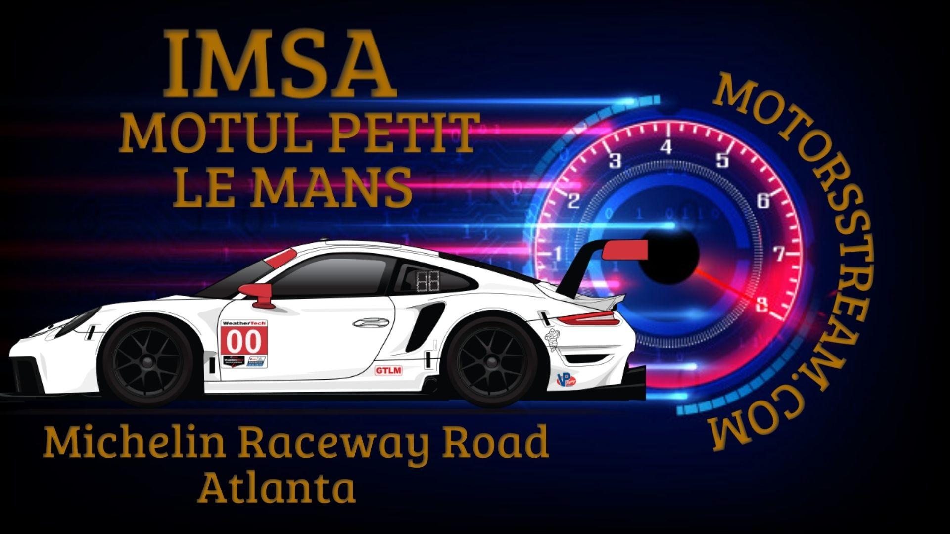 Motul Petit Le Mans IMSA | Live Stream 2021