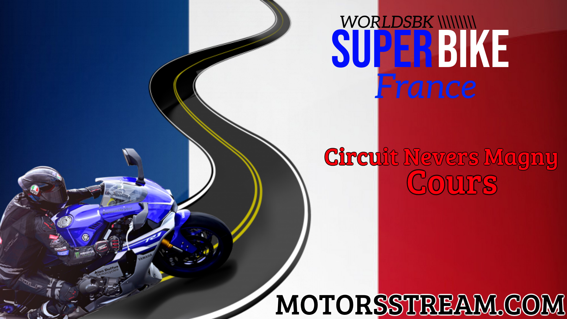 France WSBK Round 6 Live Stream 2021