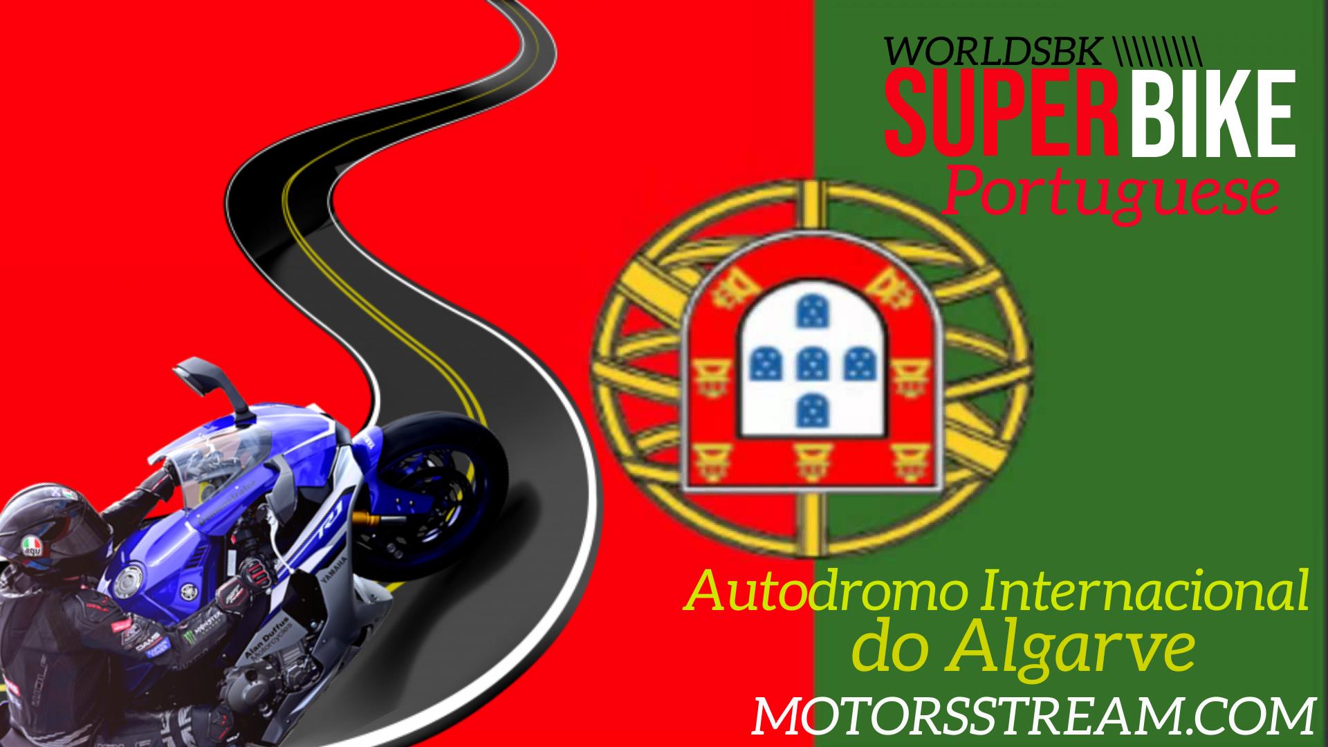 Portuguese WSBK Round 9 Live Stream 2021