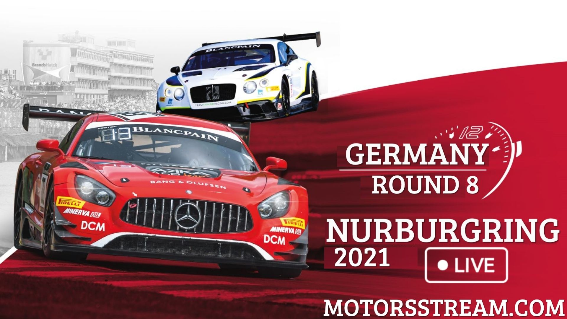 24 Hourse Of Spa Nurburgring Live Stream 2021 | Round 8