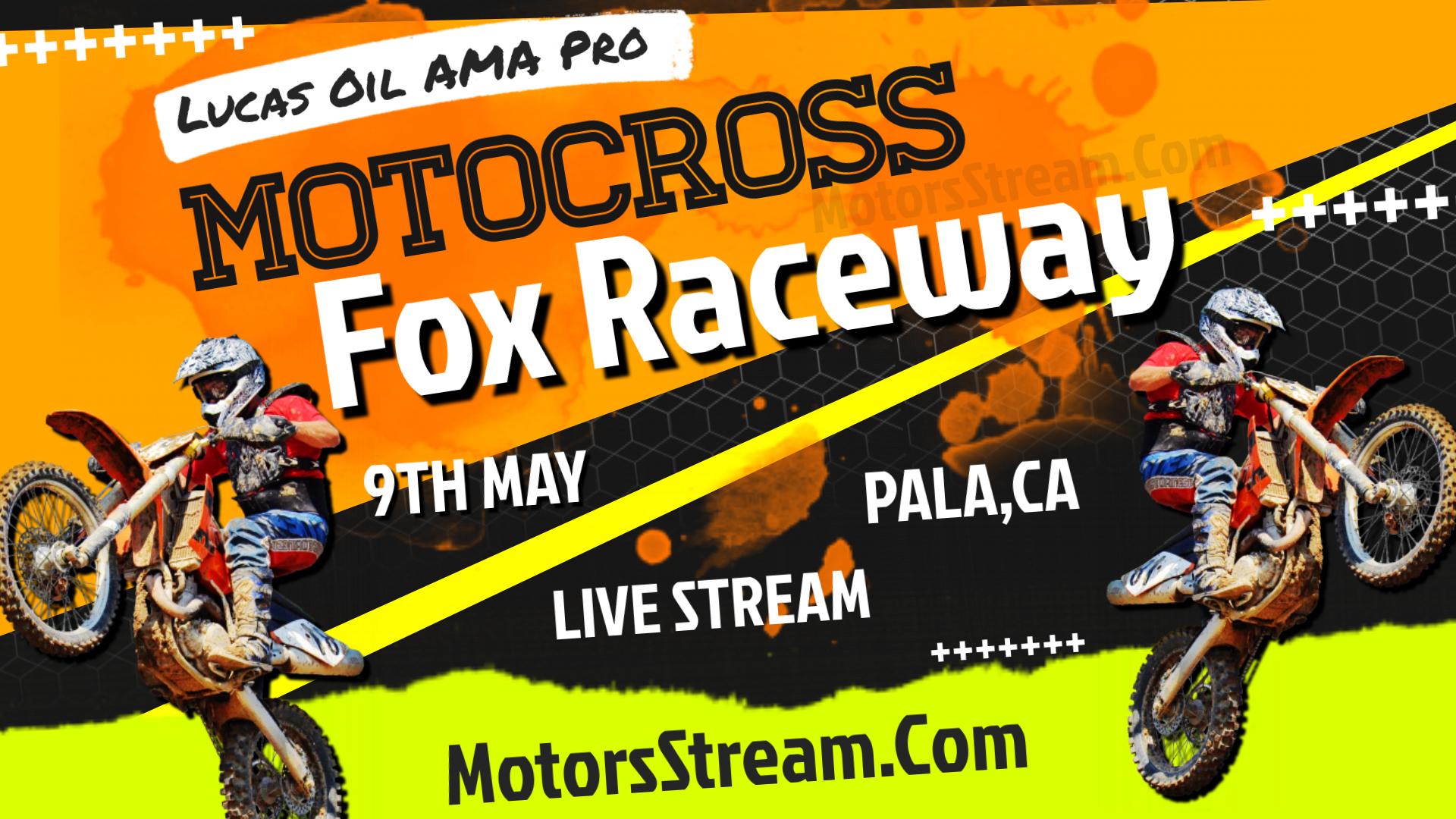Fox Raceway National Motocross 2021 Live & Video Replay