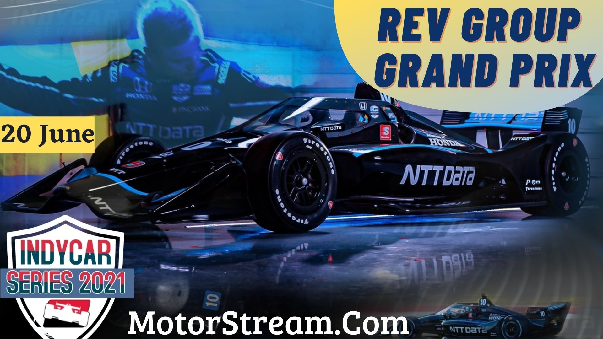 REV Group Grand Prix Live Stream 2021