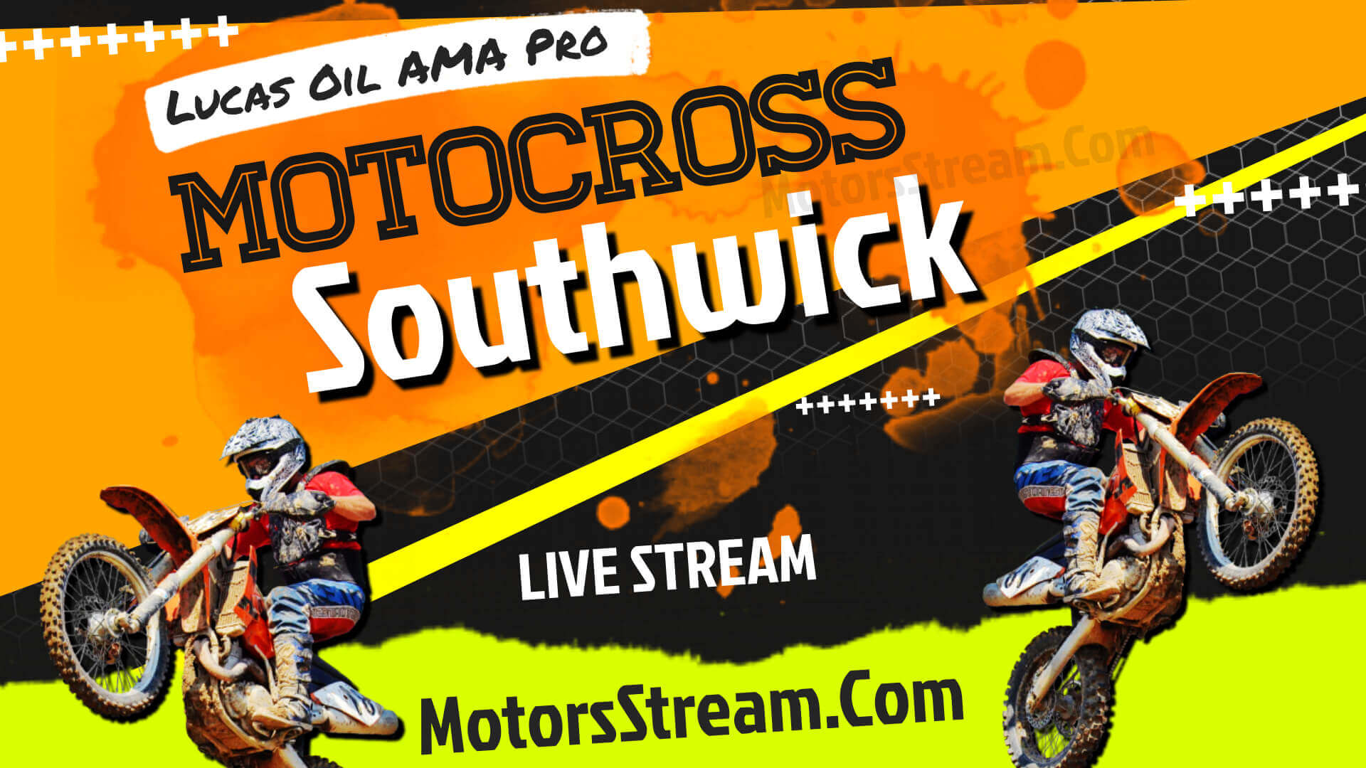 Southwick National Motocross 2021 Live & Video Replay