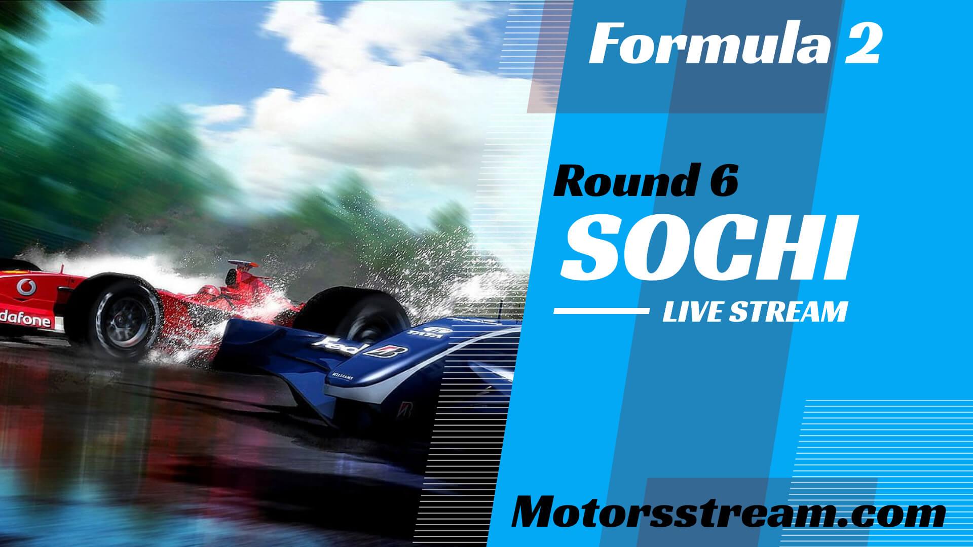 Sochi Grand Prix Live Stream 2021 | Formula 2
