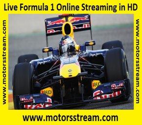Livestream Formula 1