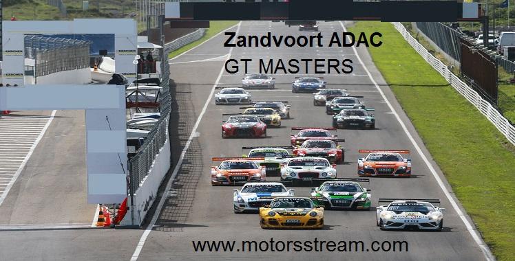Adac Gt Masters Live Stream