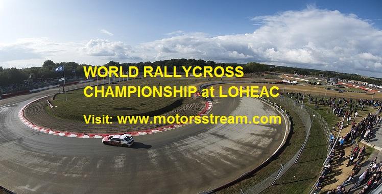 Rallycross Live Stream