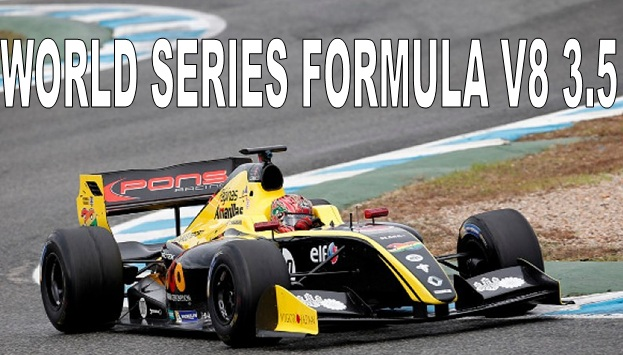 World Series Formula V8 3.5