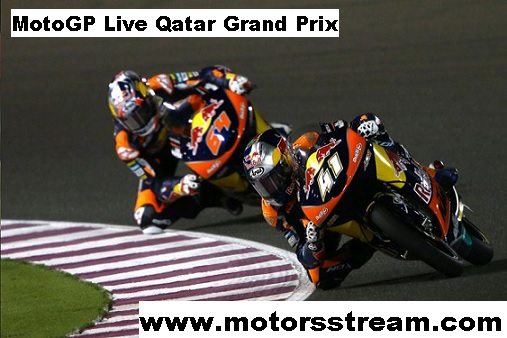 Live Qatar Grand Prix Streaming