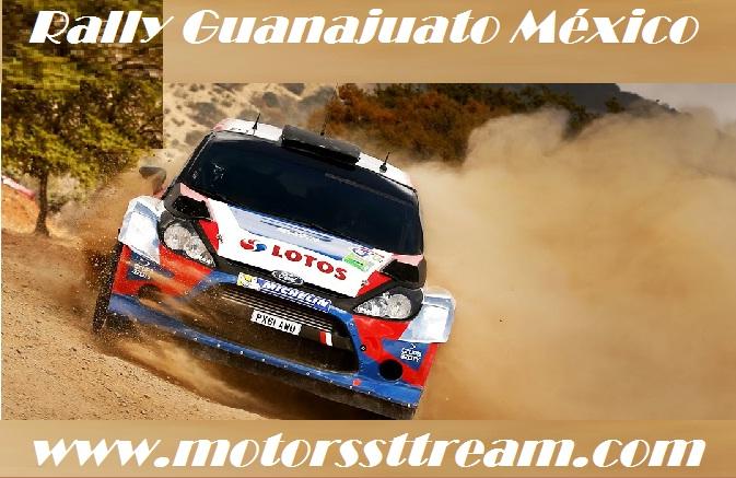 Live Rally Guanajuato Mexico WRC 2017 Online telecast