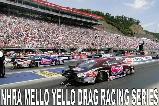 2017 NHRA Mello Yello Drag Racing Series