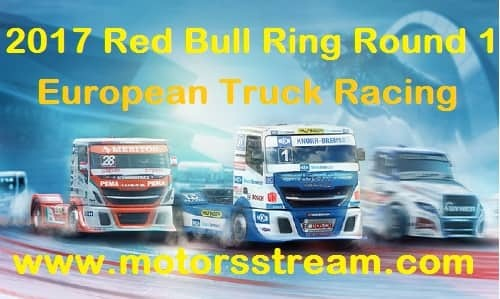 2017 Red Bull Ring Round 1 live