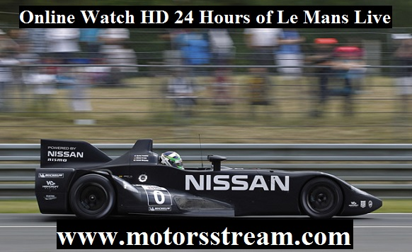 24 Hours of Le Mans Live