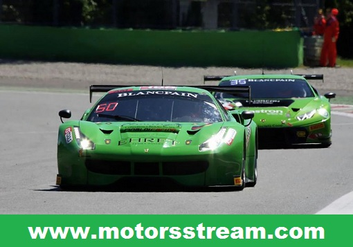 3 Hours Endurance Monza GT Series Live