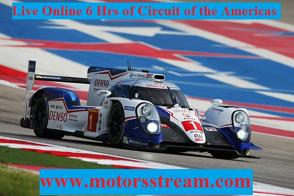 6 Hrs of Circuit of the Americas Live