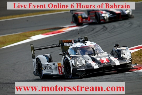 6 Hours of Bahrain Live