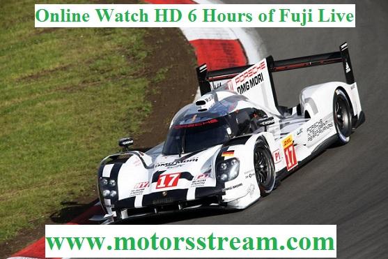 6 Hours of Fuji Live