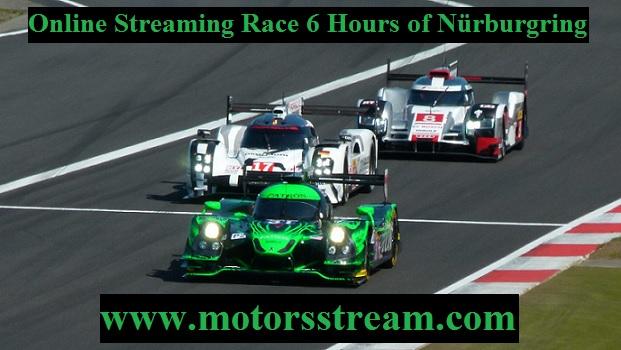 6 Hours of Nürburgring Live
