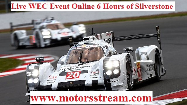 6 Hours of Silverstone Live
