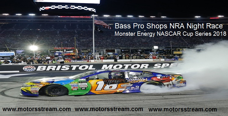 Bass Pro Shops NRA Night Race Live stream